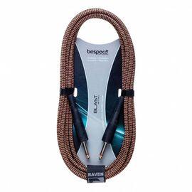 Інструментальний кабель Bespeco RA300, фото 2