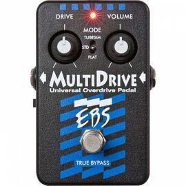 Бас-гитарная/гитарная педаль эффектов EBS MultiDrive, фото 2