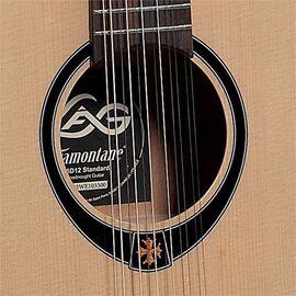 Гитара электроакустическая Lag Tramontane T66D12CE, фото 2