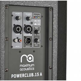 Активная акустическая система Maximum Acoustics PowerClub.15A, фото 12