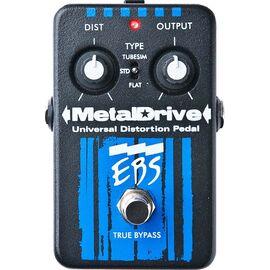 Бас-гитарная/гитарная педаль эффектов EBS MetalDrive, фото 2