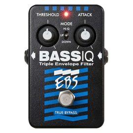 Бас-гитарная / гитарная педаль эффектов EBS BassIQ, фото 2