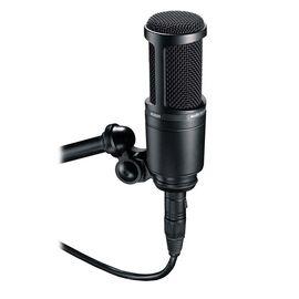 Студийный микрофон Audio Technica AT2020, конденсаторный, кардиоидный, фото