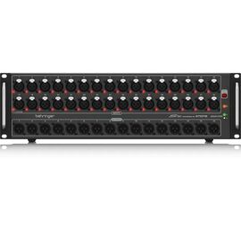 Стейджбокс Behringer S32, 32 микрофонных предусилителя, 16 XLR выходов, фото