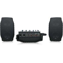 Портативная система звукоусиления Behringer Europort PPA200, фото