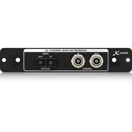 Плата расширения Behringer X-MADI, 32 канала, 48 кГц, фото