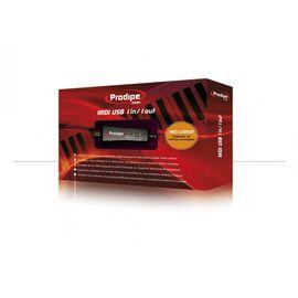 USB MIDI Аудиоинтерфейс / звуковая карта Prodipe 1in/1out, фото 3