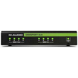 Аудиоинтерфейс M-Audio MidiSport 4x4 USB, фото