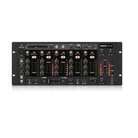 DJ микшер Behringer PRO Mixer NOX1010, фото