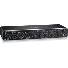 Аудіоінтерфейс Behringer UMC404HD, фото