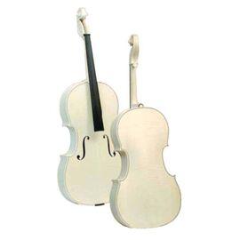 Заготівля ручної роботи Gliga D-bass Gems I white, розмір 3/4 для 9-12 років, фото