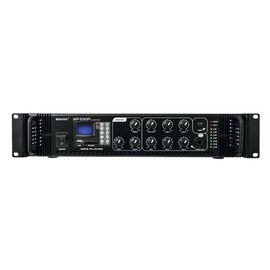 Трансляционный усилитель Omnitronic MP500P (80709650), фото
