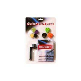 Набор струн та медиаторов Kapok EGS09 Pack, для электрогитары, фото