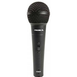 Вокальний мікрофон Proel DM800, динамічний, кардіоїдний, фото