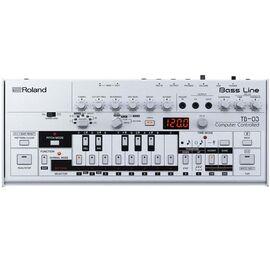 Бас-синтезатор Roland TB-03, фото