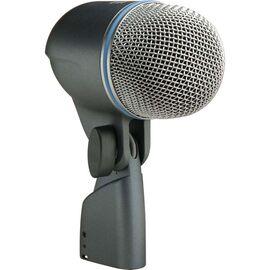 Инструментальный микрофон Shure Beta 56A, динамический, суперкардиоидный, фото