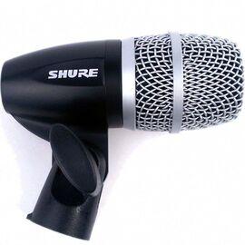 Инструментальный микрофон Shure PG56 XLR, динамический, кардиоидный, фото