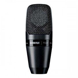 Студийный микрофон Shure PGA27LC, конденсаторный, кардиоидный, фото
