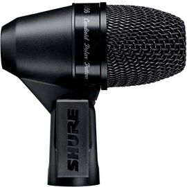 Инструментальный микрофон Shure PGA56 XLR, динамический, кардиоидный, фото