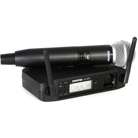 Беспроводная система Shure QLXD24/SM58, фото