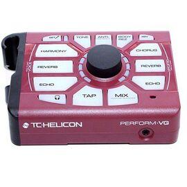 Вокальный процеcсор TC Helicon Perform VG, фото