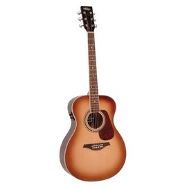 Гітара електроакустична Vintage VE300SB, фото
