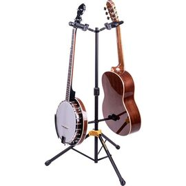 Двойная стойка для акустических гитар Hercules GS422B Plus, фото 3