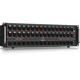 Стейджбокс Behringer S32, 32 микрофонных предусилителя, 16 XLR выходов, фото 2