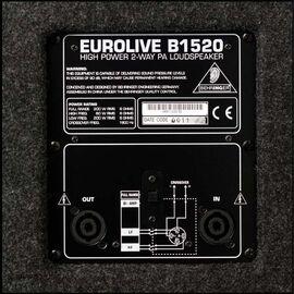 Пассивная акустическая система Behringer B1520PRO, фото 3