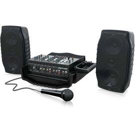 Портативная система звукоусиления Behringer Europort PPA200, фото 3