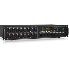 Цифровой сценический модуль Behringer S16, 16 микрофонных предусилителя, 8 XLR выходов, фото 2