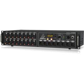 Цифровой сценический модуль Behringer S16, 16 микрофонных предусилителя, 8 XLR выходов, фото 3