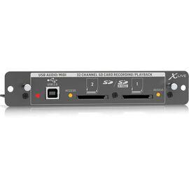 Плата расширения Behringer X-LIVE, 32 канала, 48 кГц, фото 2
