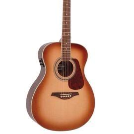 Гітара електроакустична Vintage VE300SB, фото 5