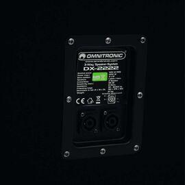 Пассивная акустическая система Omnitronic DX-2222, фото 5