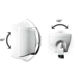 Акустическая система Omnitronic OD-4T white, фото 3