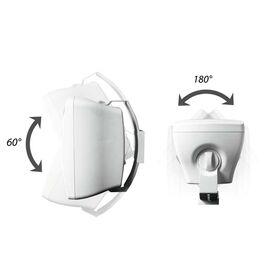 Акустическая система Omnitronic OD-6 white, фото 3