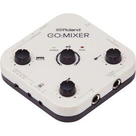 Аналоговий мікшер для смартфонів Roland GO: MIXER, 8-ми канальний, фото 2