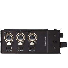 Аналоговий мікшер Shure FP33, портативний, 3-х канальний, фото 2