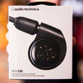 Нaушники Audio Technica ATH-E40, фото 9