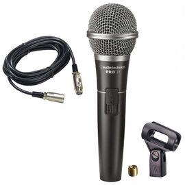 Вокальний мікрофон Audio Technica PRO31, динамічний, кардіоїдний, фото 4