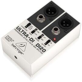 Директ-бокс Behringer Ultra-DI DI20, фото 4