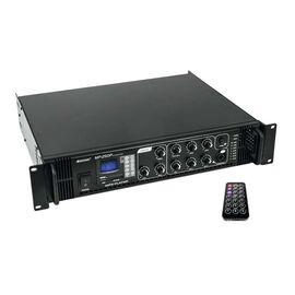 Трансляционный усилитель Omnitronic MP250P (80709641), фото 3