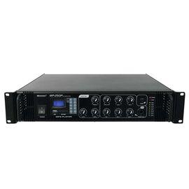 Трансляционный усилитель Omnitronic MP250P (80709641), фото 2