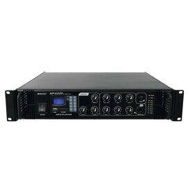 Трансляционный усилитель Omnitronic MP500P (80709650), фото 2