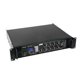 Трансляционный усилитель Omnitronic MP500P (80709650), фото 3