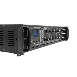 Монофонический усилитель Omnitronic MPVZ2506P, фото 3