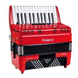 Цифровий акордеон Roland FR-1x RD, фото 2
