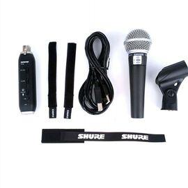 Вокальний мікрофон Shure SM58 X2u, динамічний, кардіоїдний, фото 10