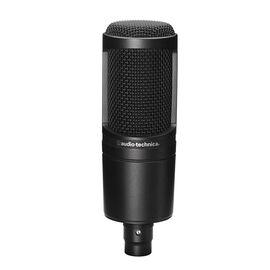 Студийный микрофон Audio Technica AT2020, конденсаторный, кардиоидный, фото 3